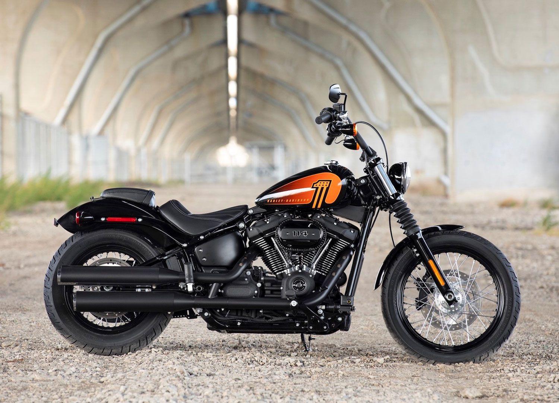 2021 Harley-Davidson Street Bob 114 First Look