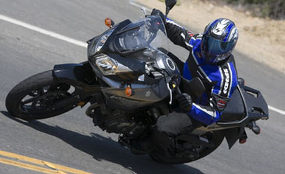 Suzuki V-Strom 650 ABS First Ride Review- V-Strom 650 ABS