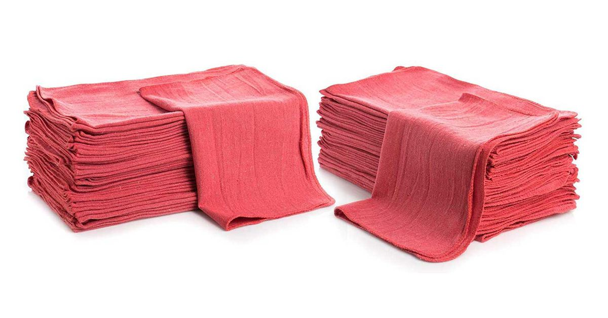 High-Performance Towels For Garage And Shop