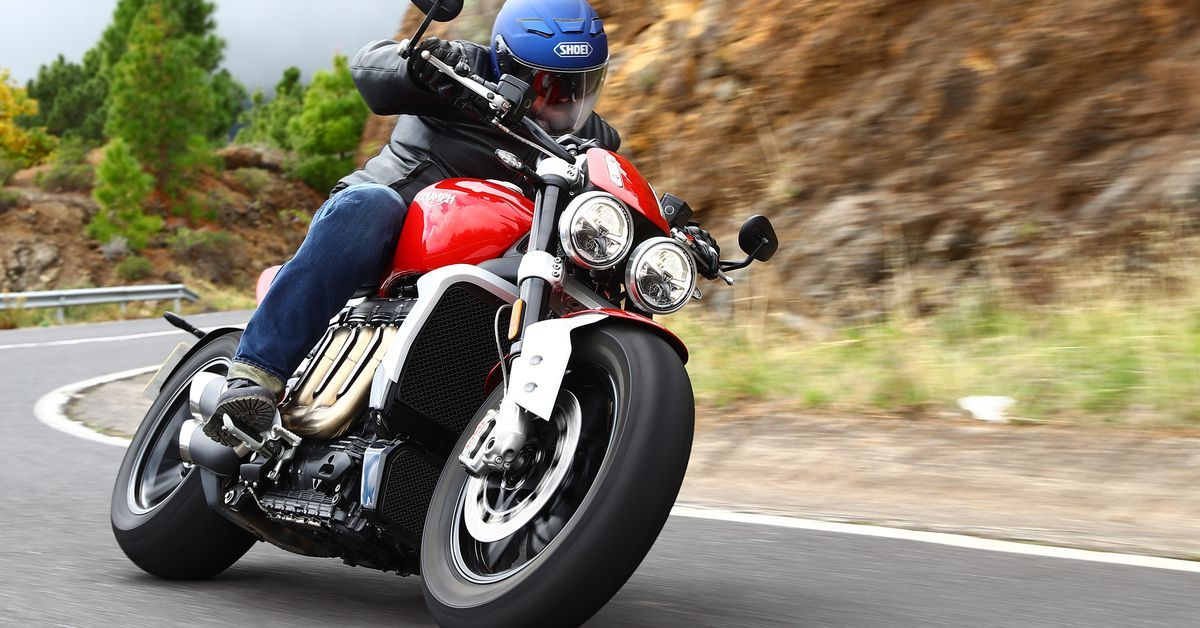 2020 Triumph Rocket 3 R And GT Review First Ride