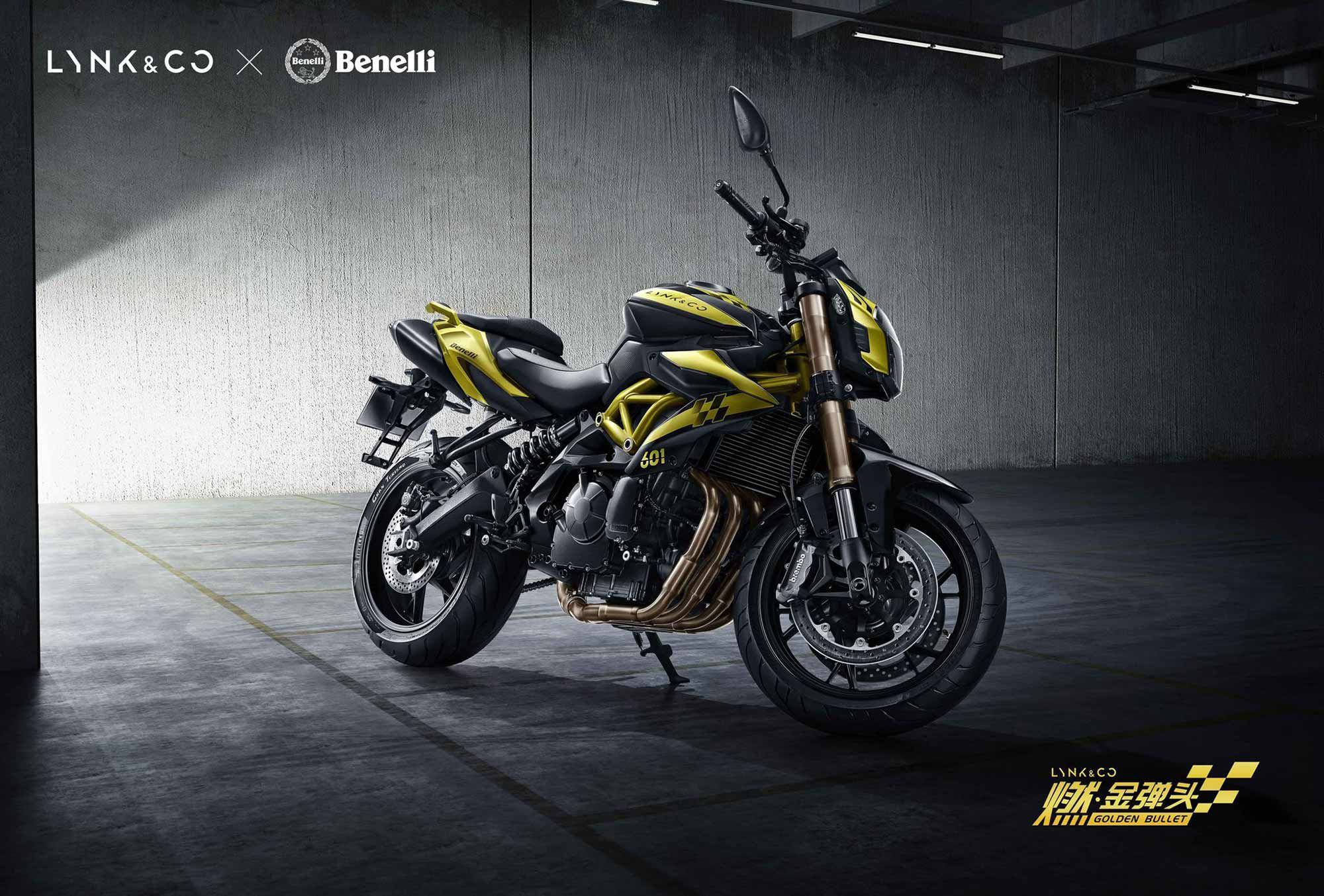 Lynk & Co Enter the Motorcycle Market