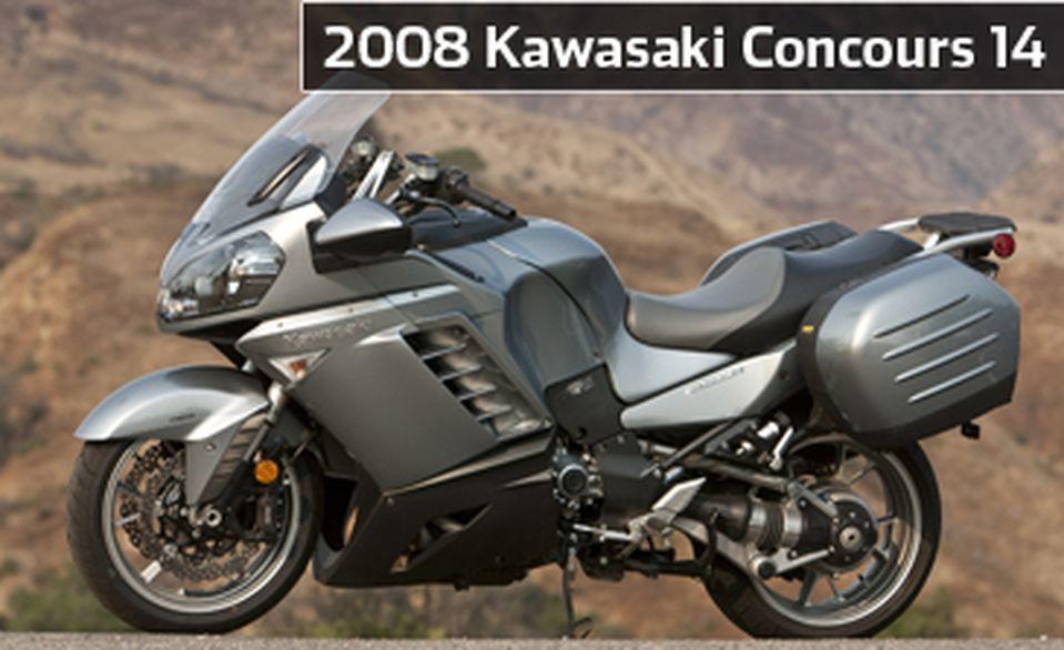 2008 Kawasaki Concours 14- Kawasaki Long-Term Test Wrap-Up