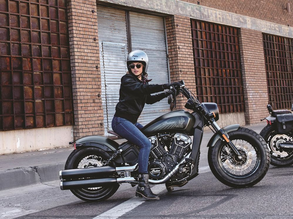 2020 Indian Motorcycle Scout Bobber Twenty First Look
