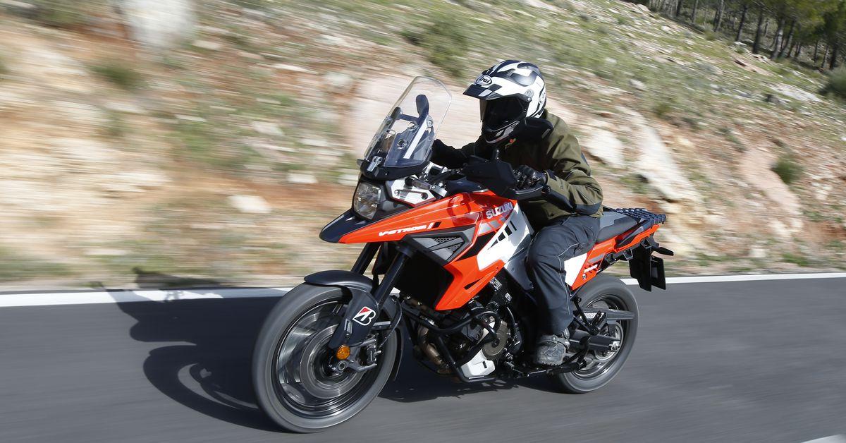 Suzuki 2020 V-Strom 1050XT First Ride Review