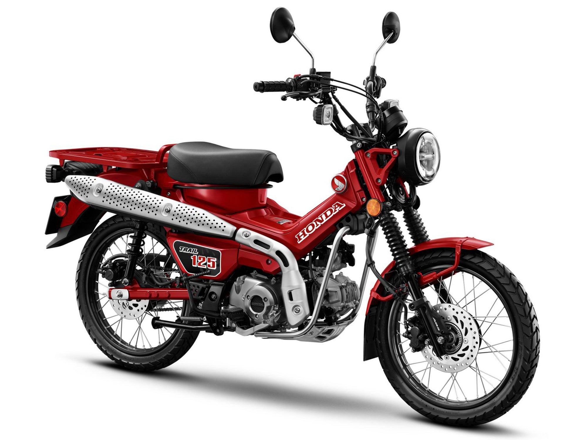 Honda's CT125 will be coming to the US, but will be called the Trail 125.