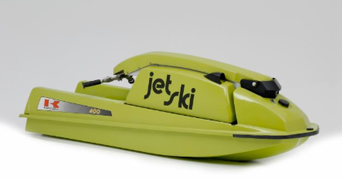 Retrospective: Kawasaki 1973 Jet Ski | Cycle World