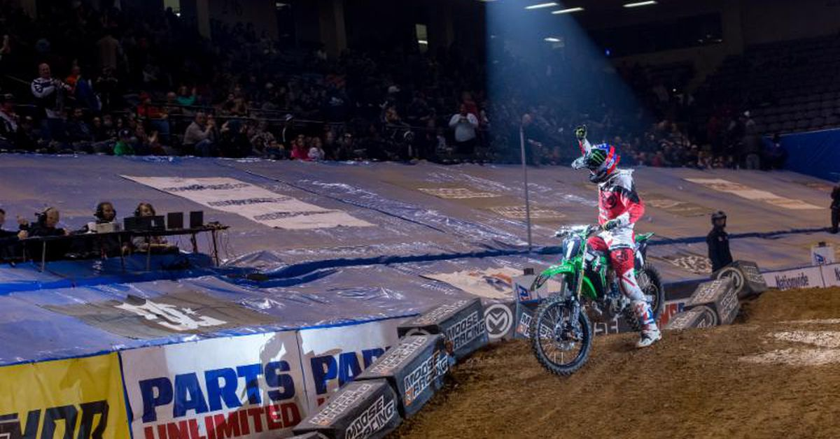 ArenaX: Arenacross Day Two Results - Round #3