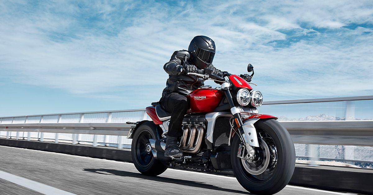 All-New 2,500cc Triumph Rocket 3 Announced For 2020