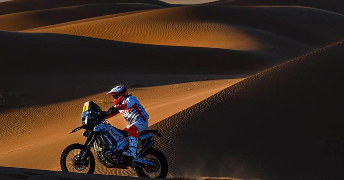 Paulo Gonçalves Dies At Dakar Rally