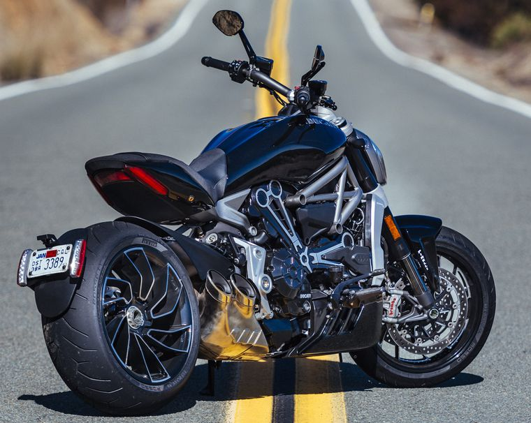 Nebraska Motorcycle Events 2020.The Diavel Descends Upon The Dark Hills Of Sturgis Cycle World