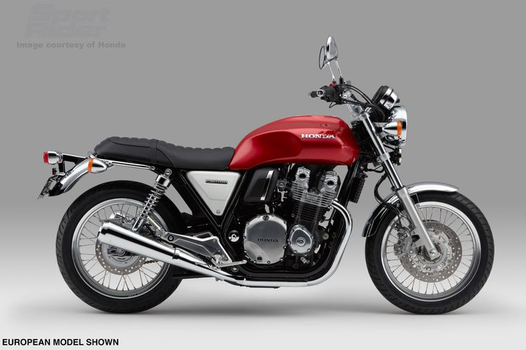 2017 Honda Lineup >> The Cb1100 Returns To Honda S Lineup With Updated Styling