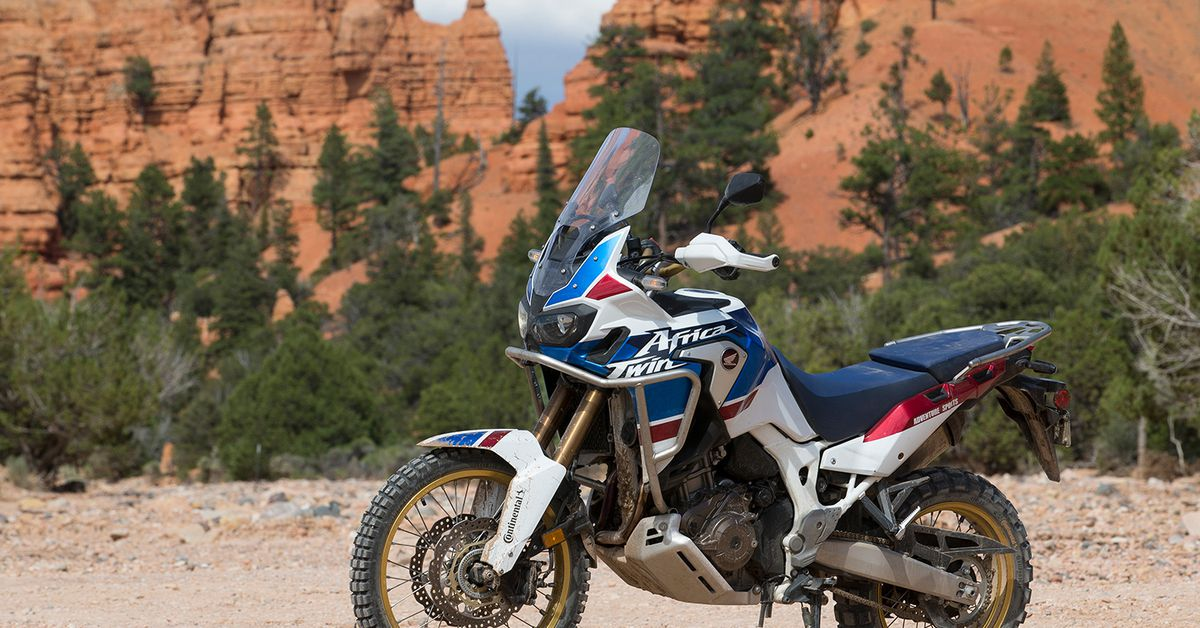 Honda CRF1100L Africa Twin Details Leaked