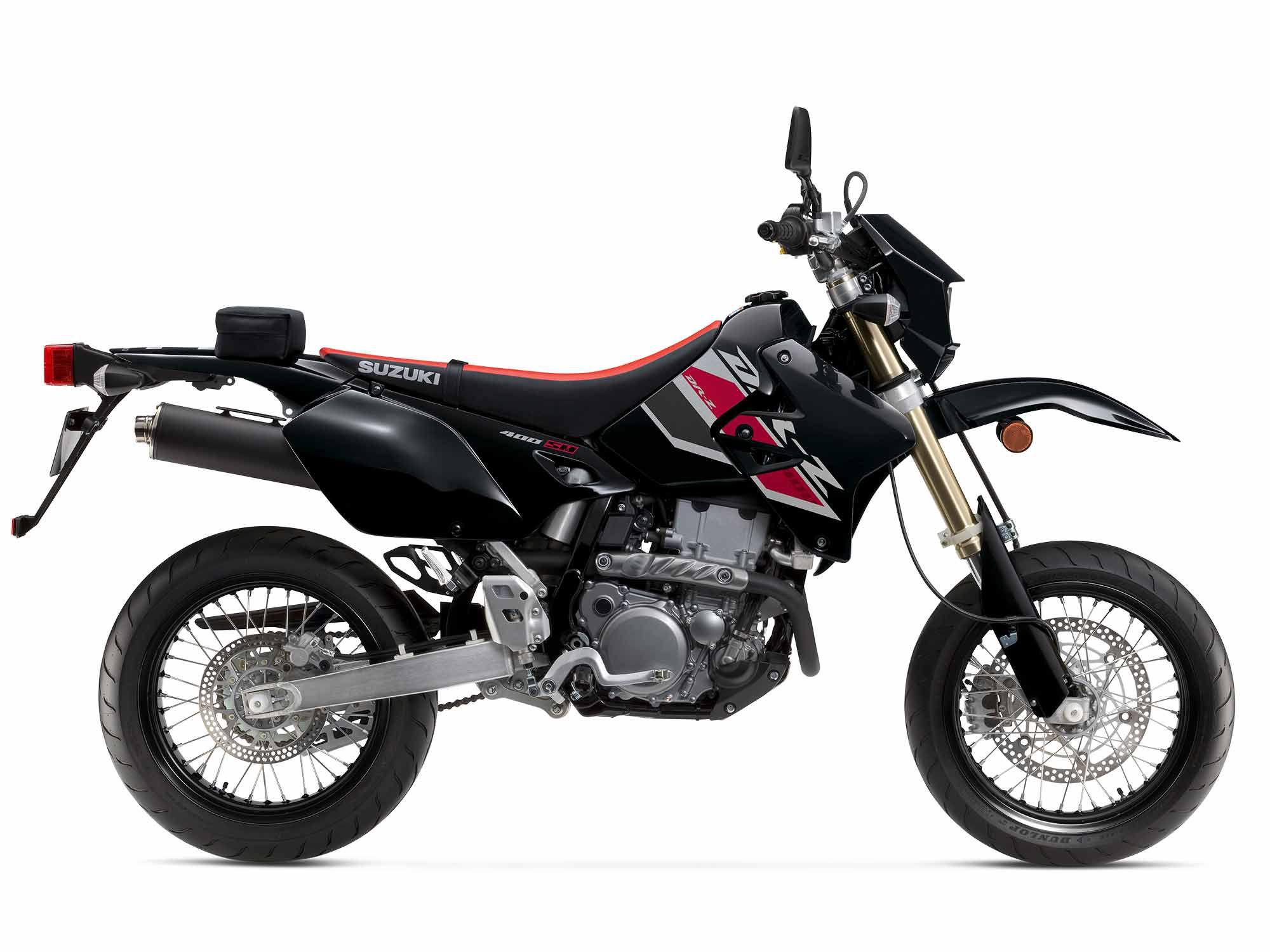 2021 Suzuki DR-Z400SM