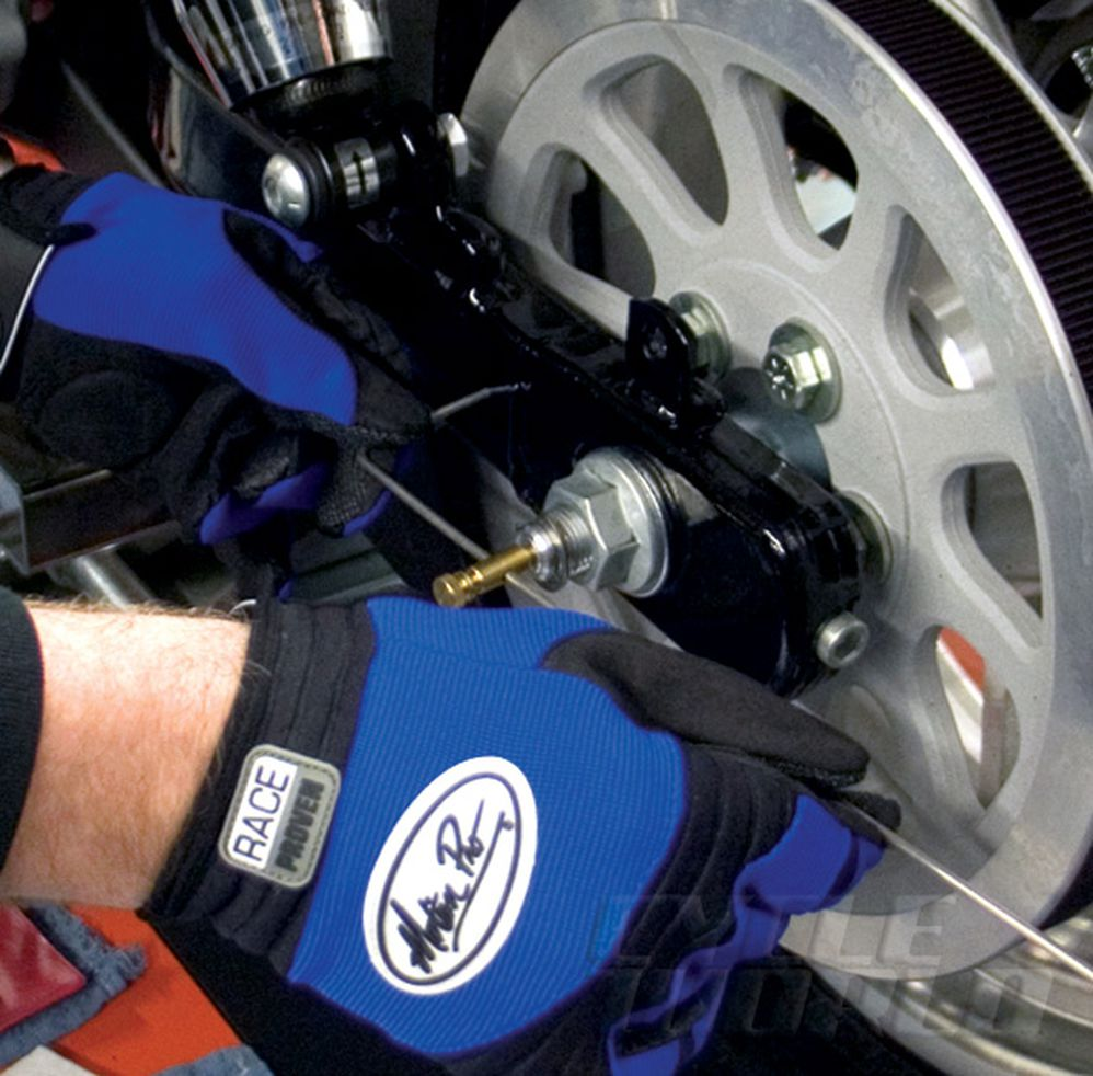 Ask Kevin: What's the Best Way to Check Motorcycle Wheel
