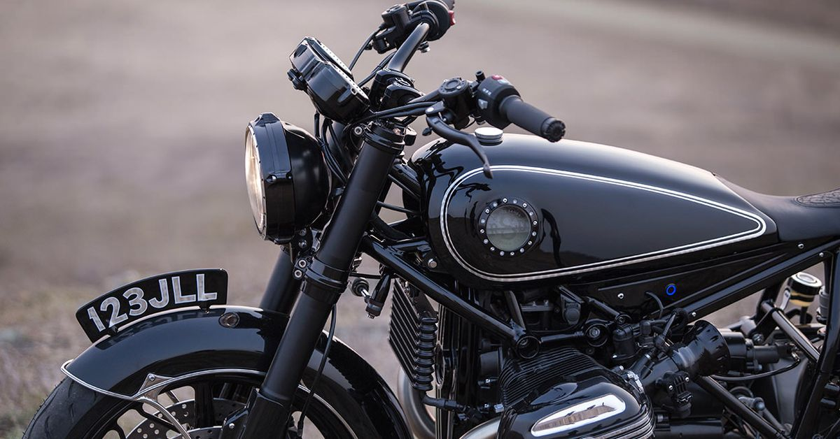 Roland Sands New Custom BMW R nineT Is A Blast From The Past