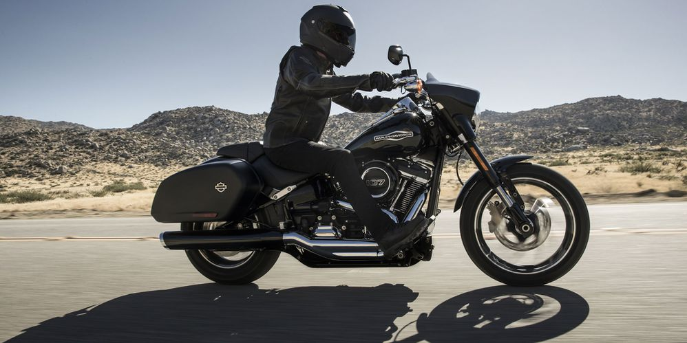 2018 (And A Half) Harley-Davidson Sport Glide | Cycle World