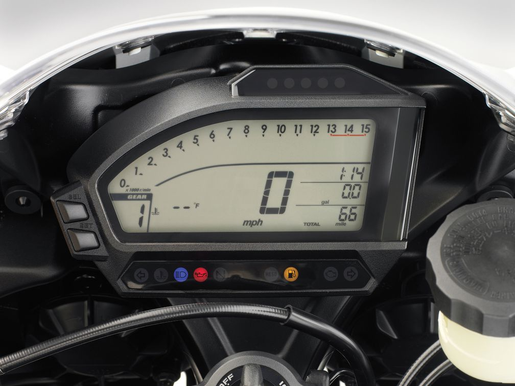 Motorcycle Speedometer Calibration & Accuracy | Cycle World