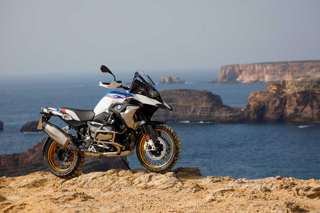 BMW's R 1250 GS is the brand's best-selling motorcycle worldwide with the Adventure variant in second position.