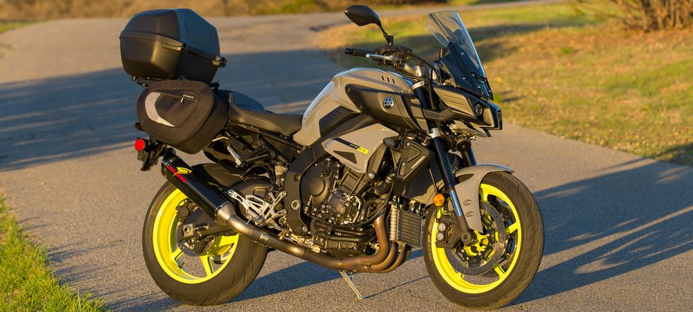 A Long-Term Test of the Yamaha FZ-10 decked with Yamaha Accessories
