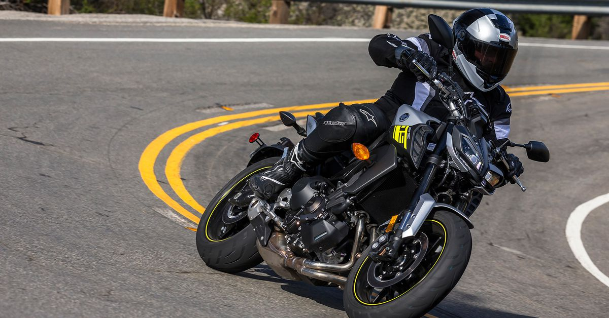 The Yamaha FZ-09 Gets More Aggressive for 2017