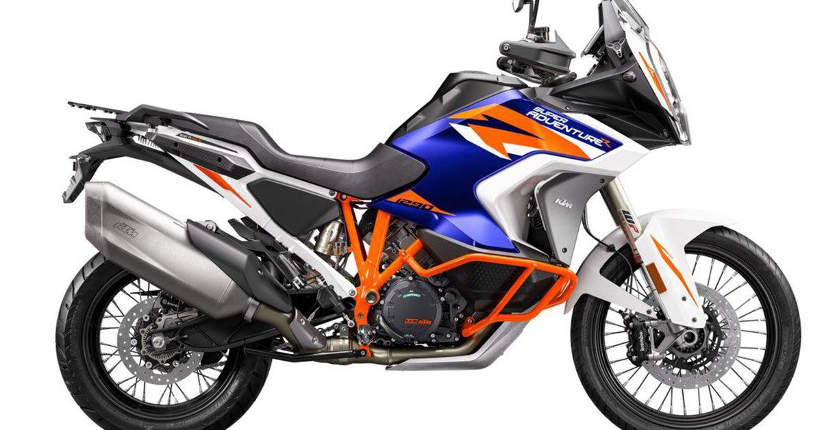 2022 KTM 1290 Super Adventure R Первый взгляд