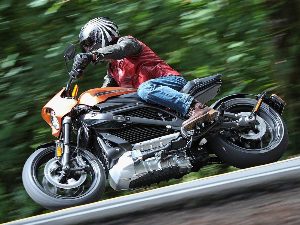2020 Harley-Davidson LiveWire First Ride   Cycle World