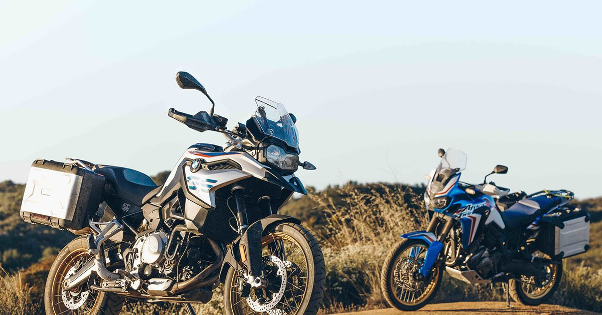 2019 BMW F 850 GS vs. Honda Africa Twin