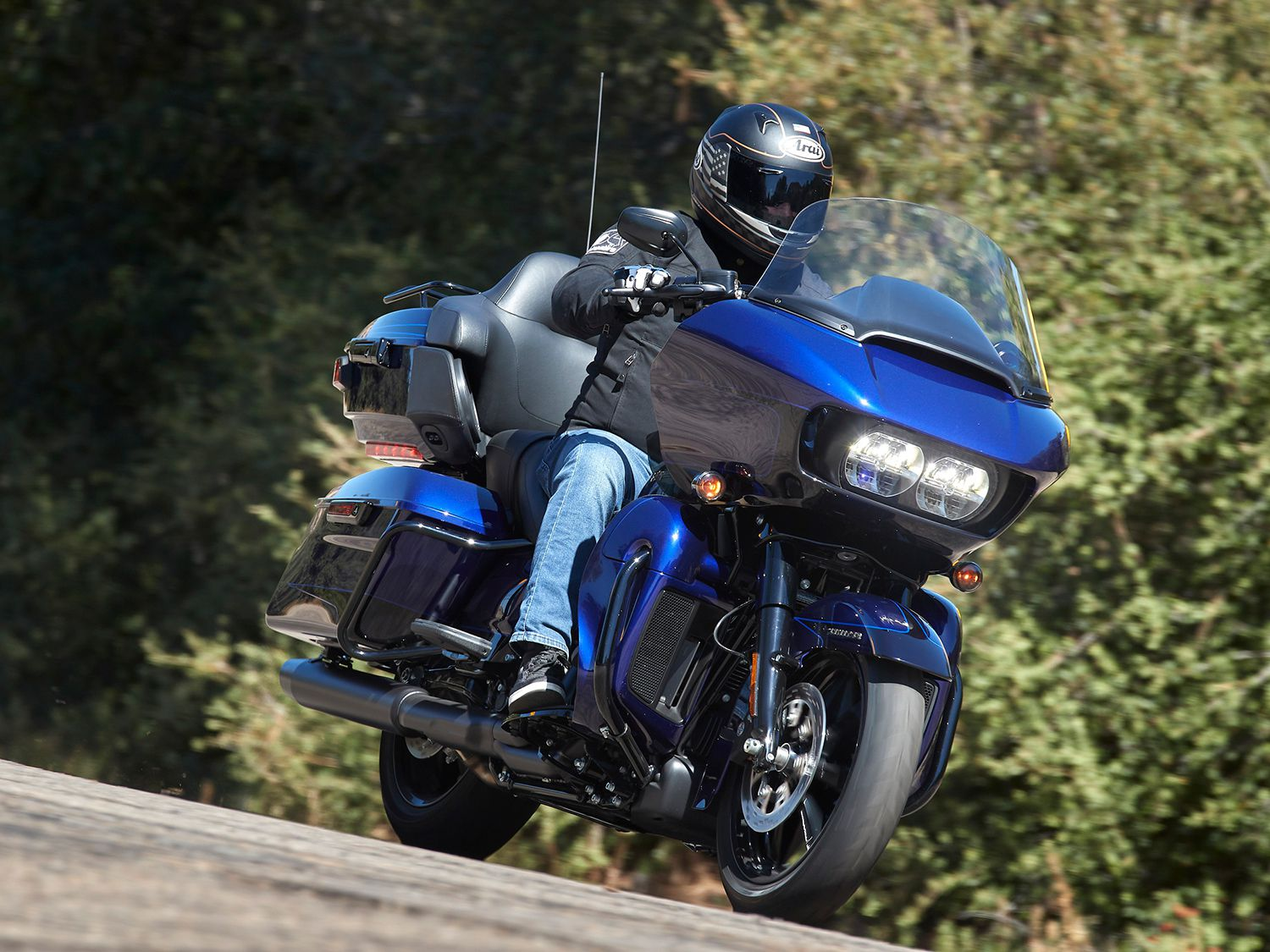 2020 Harley Street Glide Restricted First Journey