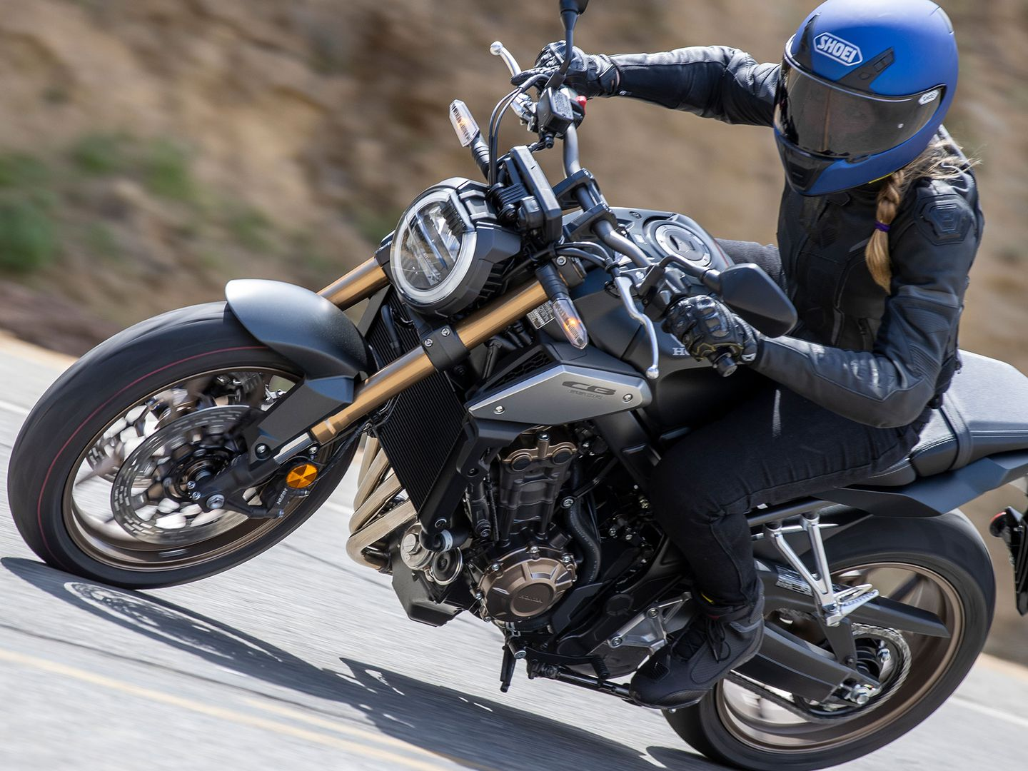 2021 Honda Cb650r Abs First Ride Review