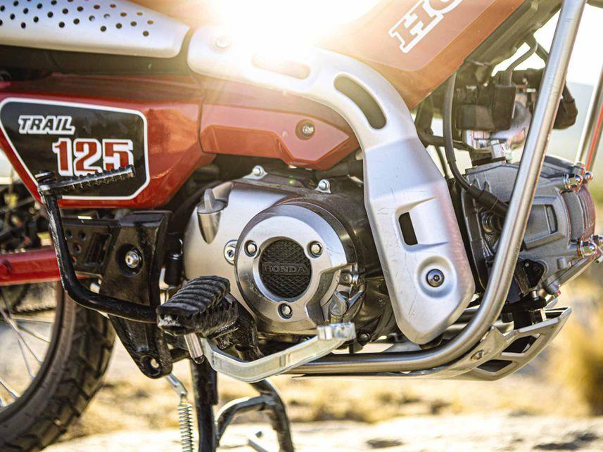 Honda Trail 125