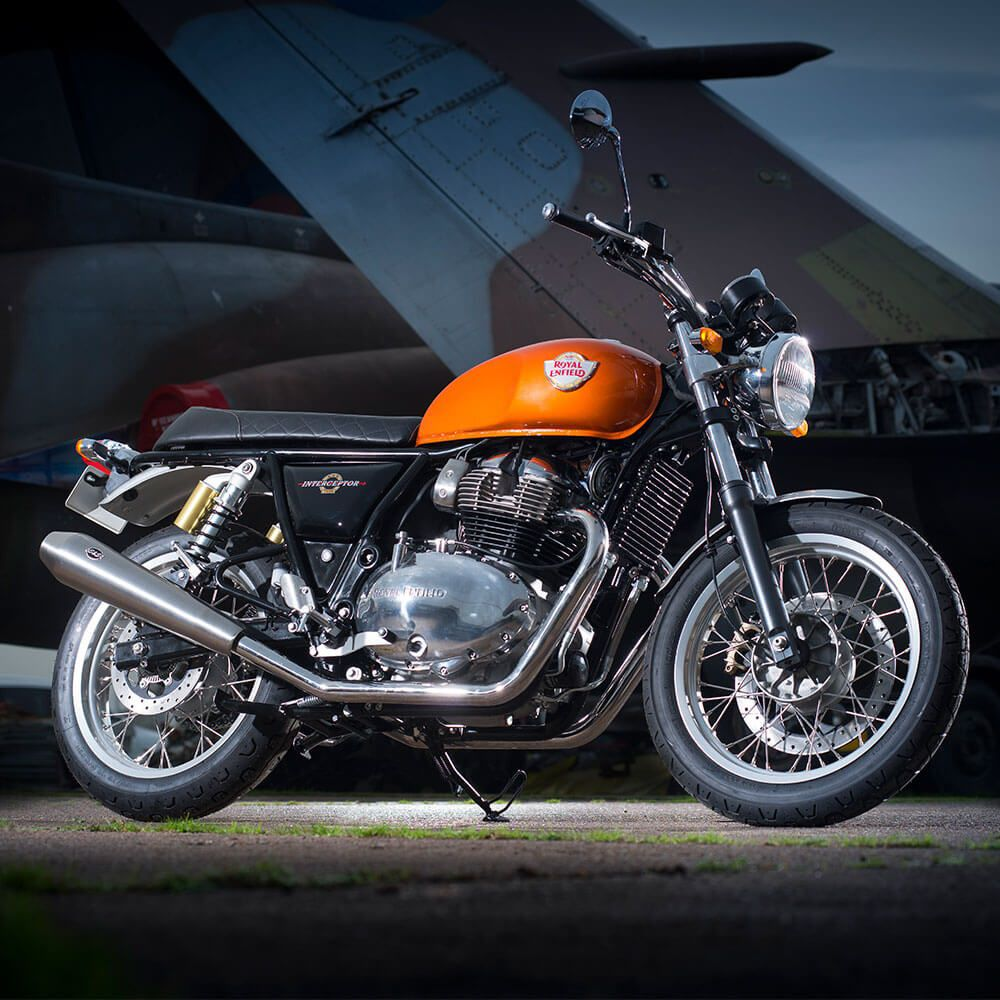 Enfield has made huge gains in market share and production capacity in just a few short years. Much of that is due to new models like the INT650.