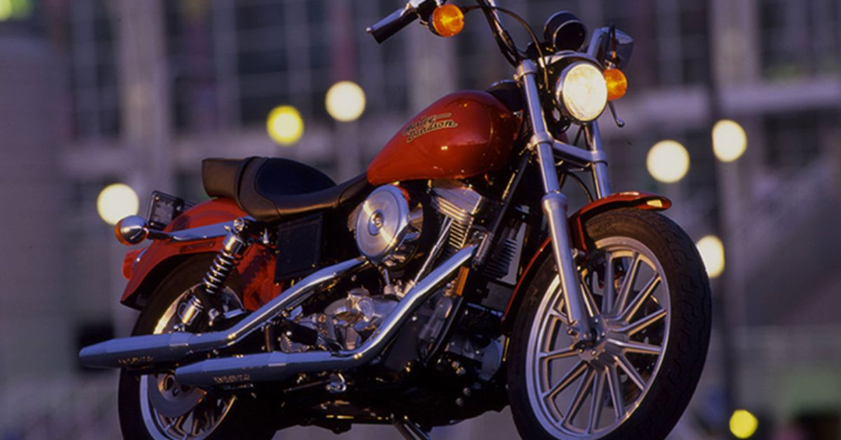 Riding Impression Of The 1998 Harley Davidson Fxd Dyna Super Glide Cycle World