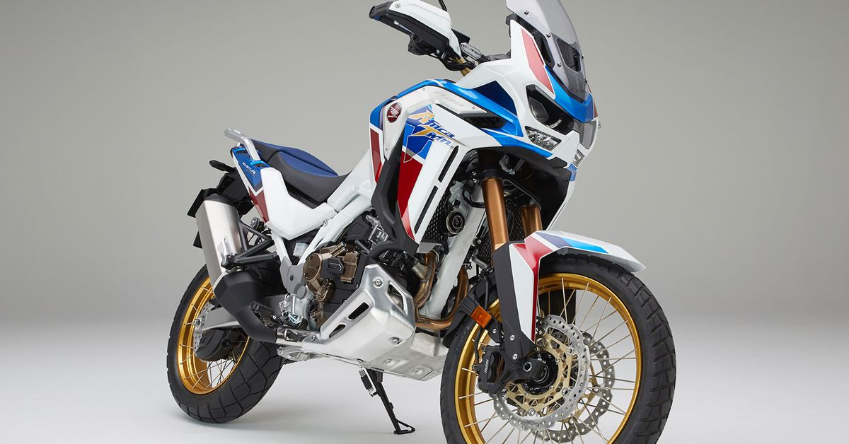 2020 CRF1100L Honda Africa Twin First Look