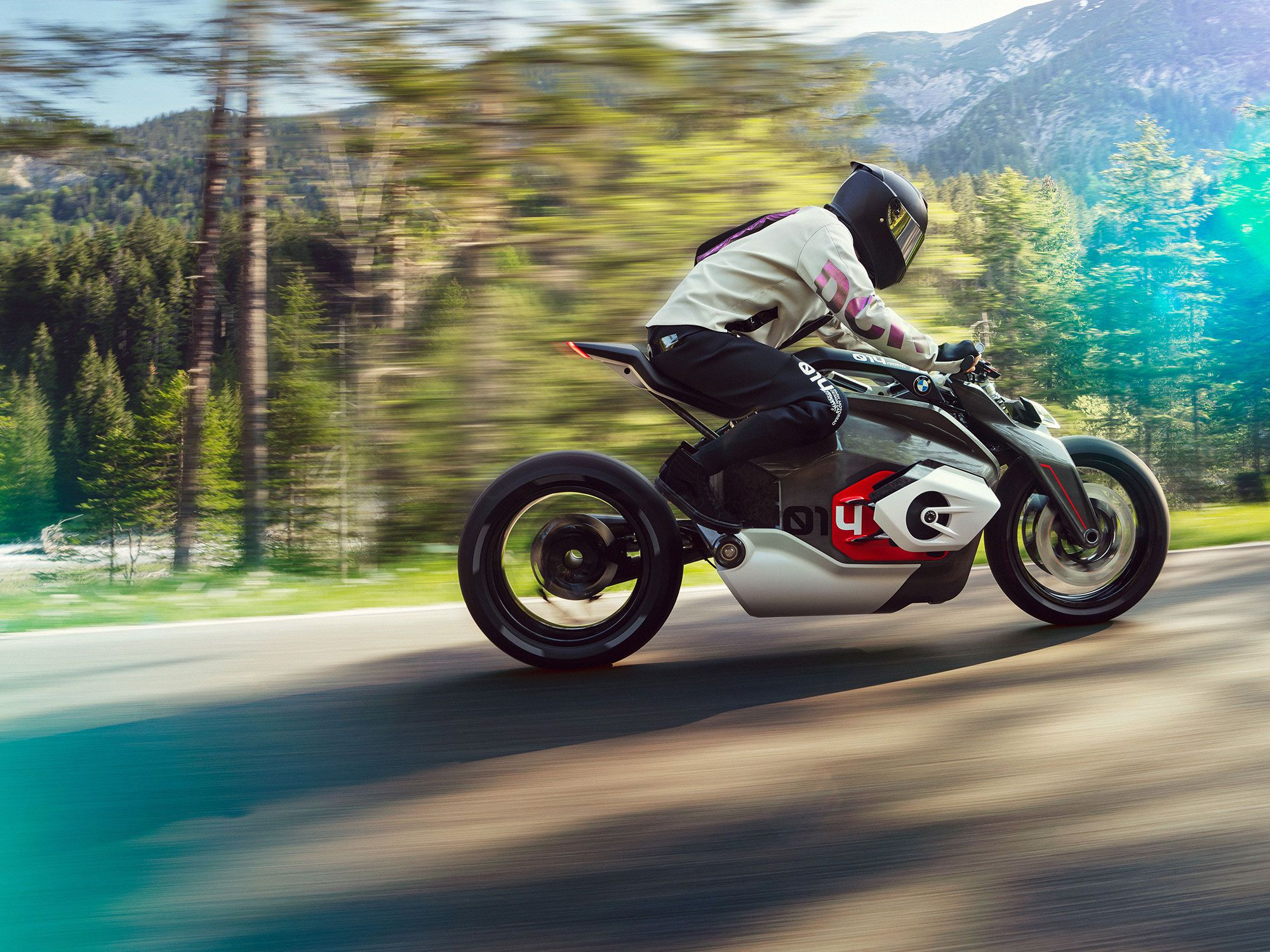 BMW DC And CE Electric Bike Range Planned