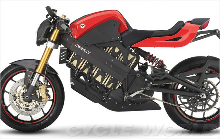 Battery-Powered Motorcycles   Cycle World