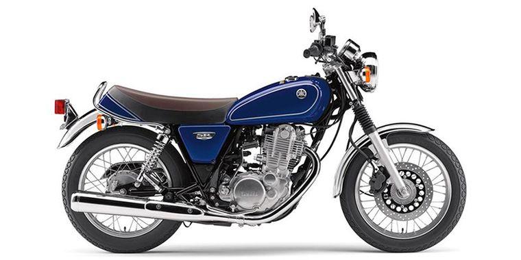 2018 Yamaha SR400 | Cycle World