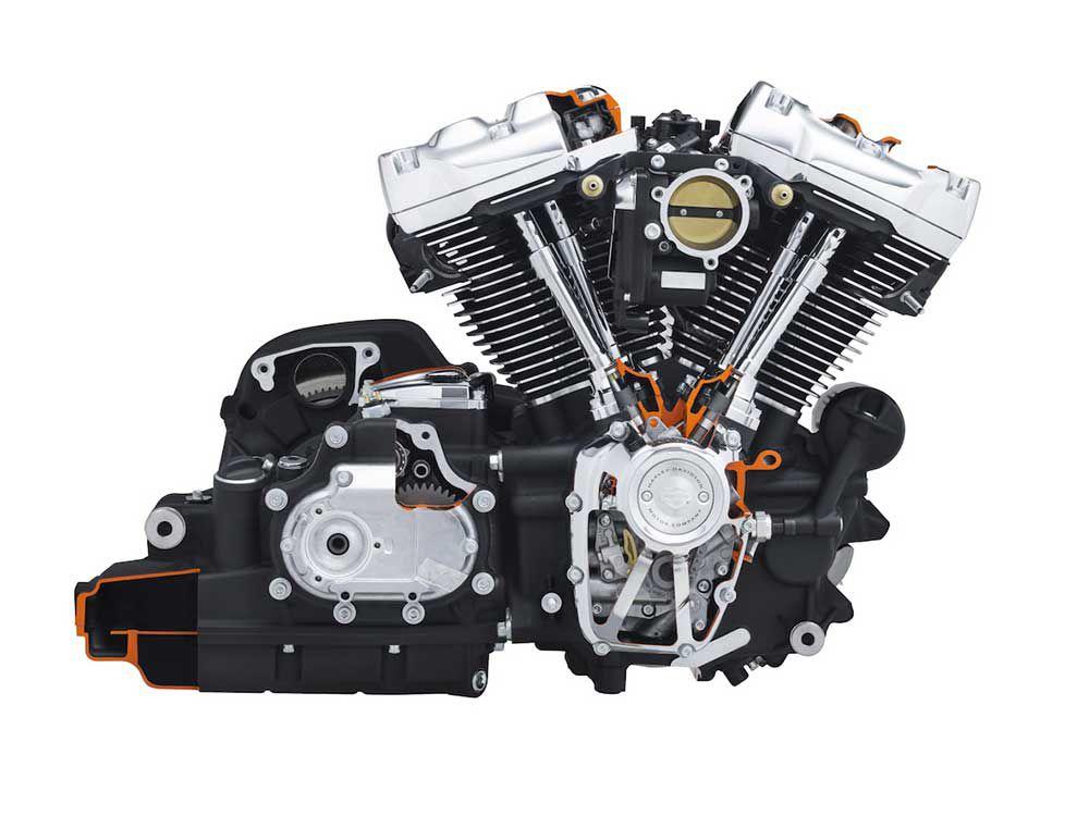 Harley-Davidson Roller-Bearing Crankshaft Retro Charm Explained