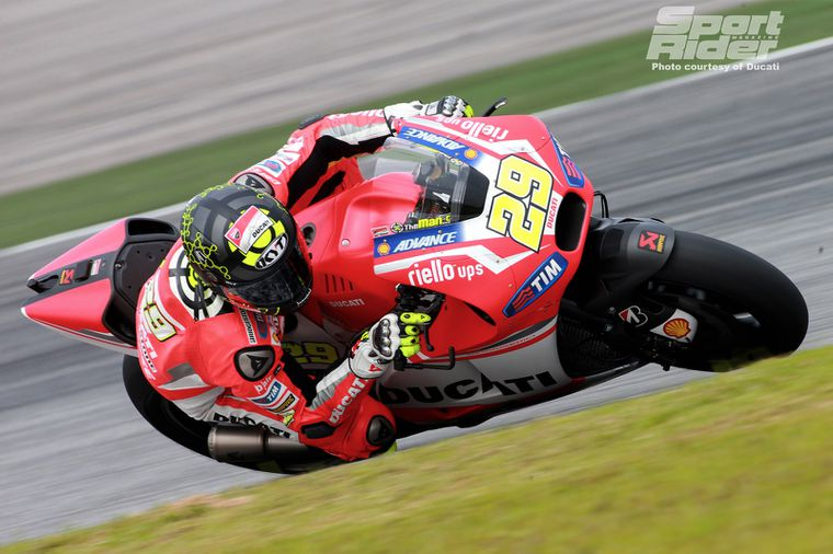 Photos 2015 Motogp Preview Andrea Iannone Cycle World