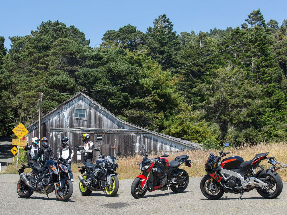 A Motorcycle Riding Group Plan For Speed | Cycle World