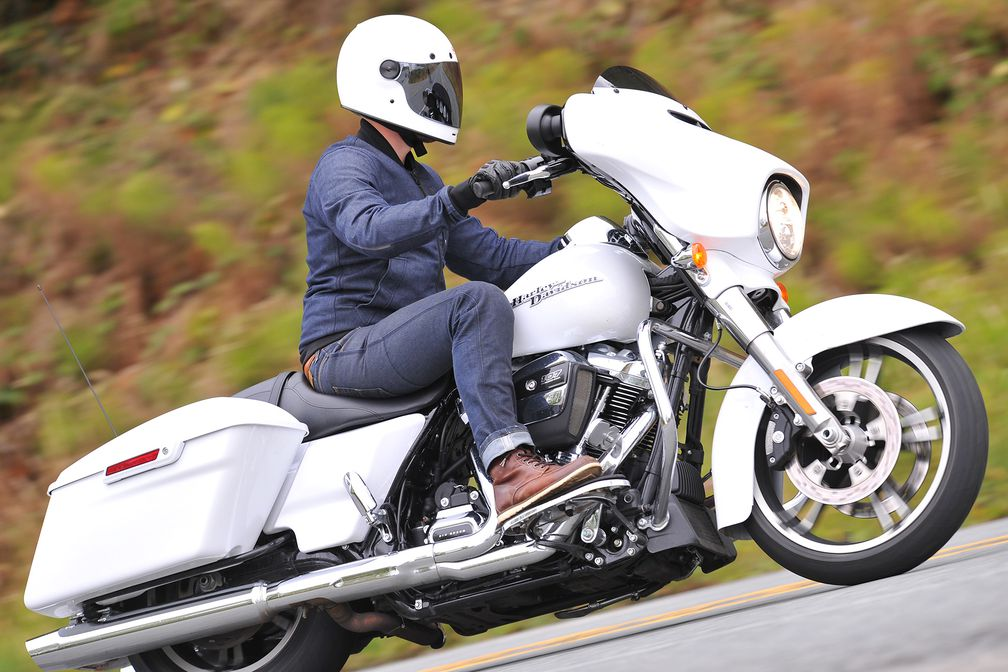 Harley Davidson Front End Wobble