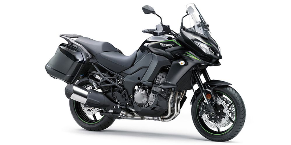 2018 Kawasaki Versys 1000 LT | Cycle World