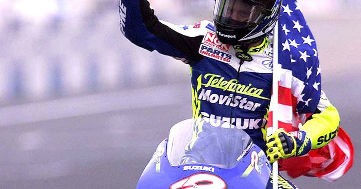 Kenny Roberts Jr. To Be Honored As MotoGP Legend