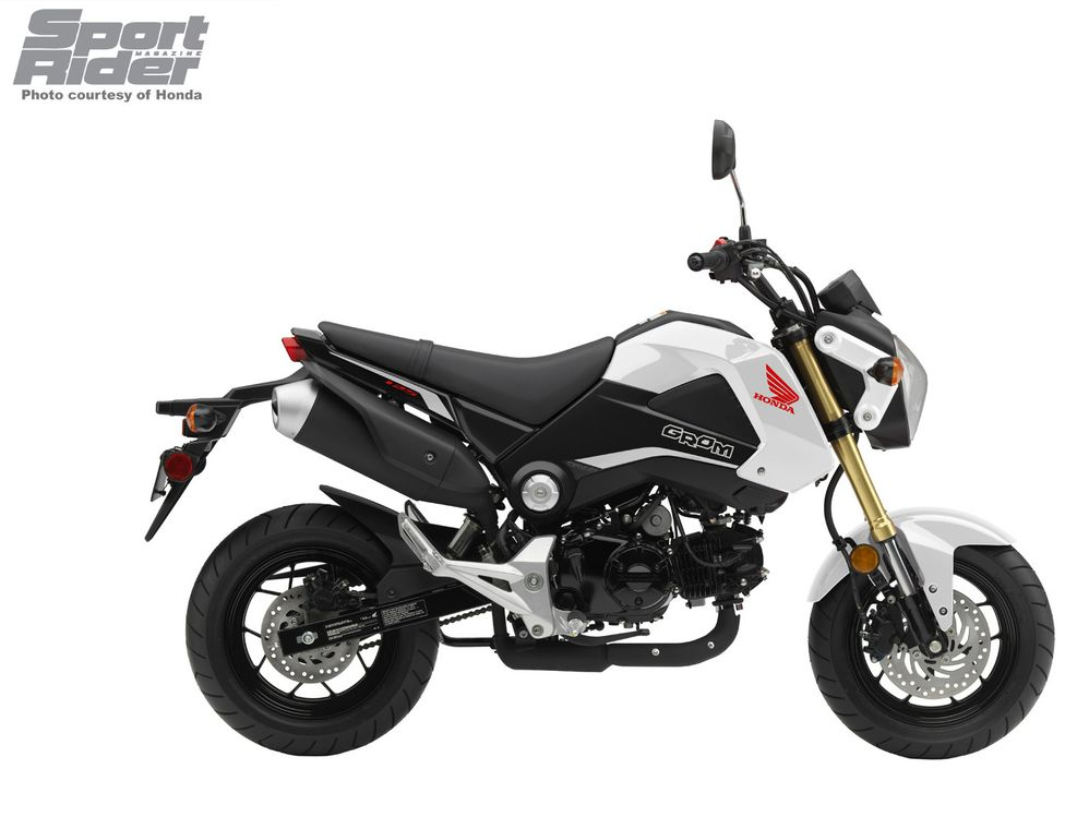 2015 Honda Grom First Look | Cycle World