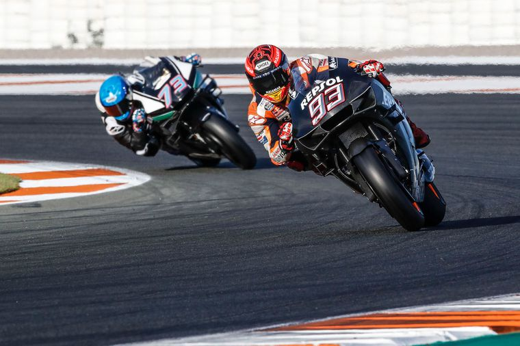 Marc And Alex Marquez Are Brothers And Now Motogp Teammates Cycle World
