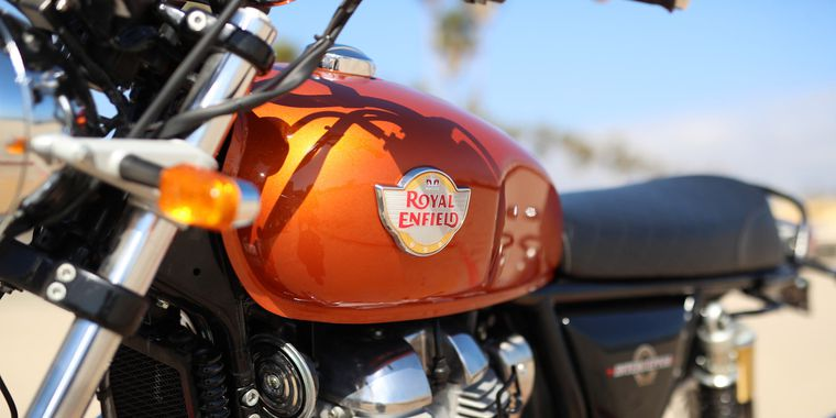 Set of New Royal Enfield Damper//Bar End Weights for Classic 500