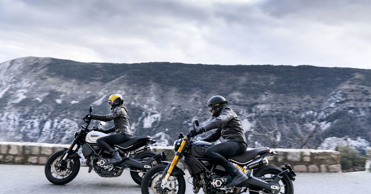 2020 Ducati Scrambler 1100 Pro And Sport Pro First Look