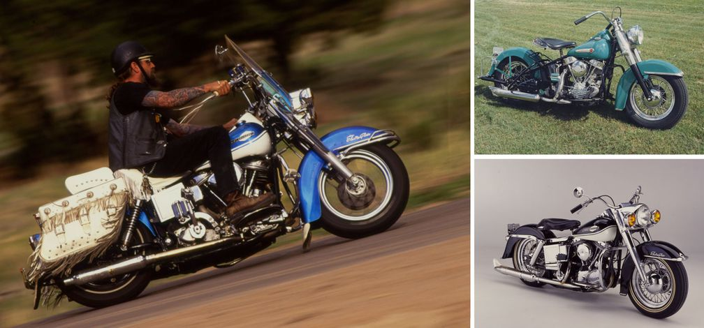 The History Of The Panhead   Cycle World