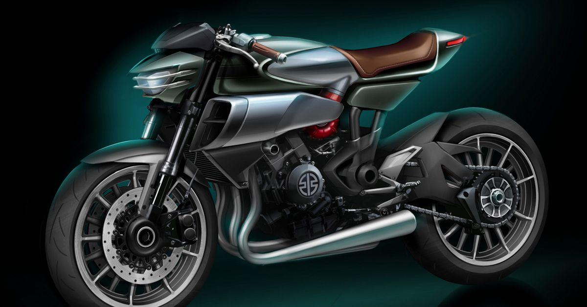 Supercharged Kawasaki Z Coming