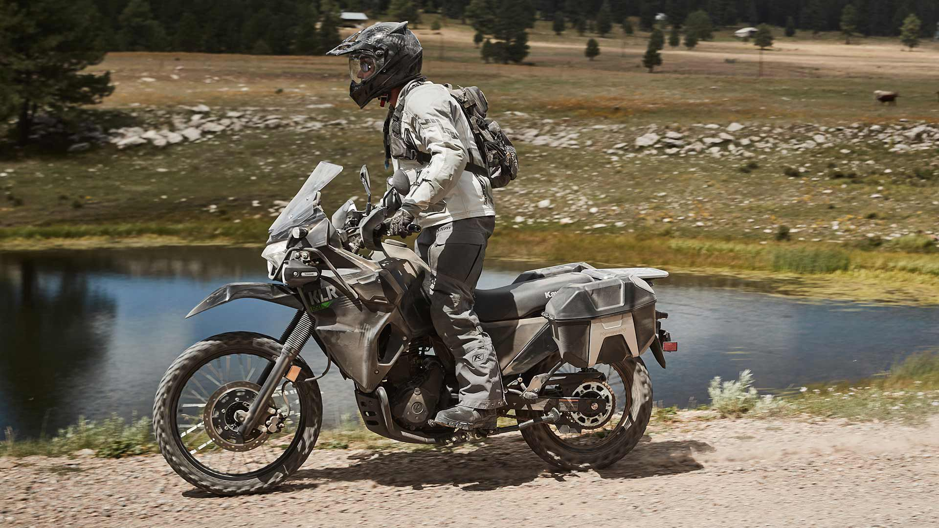 Kawasaki has managed to update the KLR650 without losing that do-it-all character that has made it a success for the past 34 years.