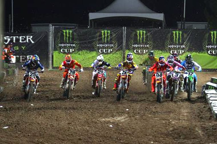2014 Monster Energy Supercross Television Programming Schedule Cycle World